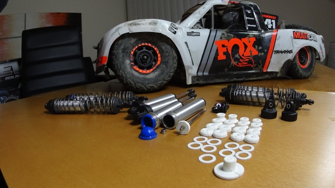 Tuning-Teile Traxxas UDR
