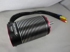 Supersonic 5593 8-Pol Brushless Motor inkl. Kühlsystem